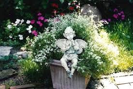 garden fairy reading book statue garden with concrete planter and fairy boy statue fairy statues to garden fairy reading book statue
