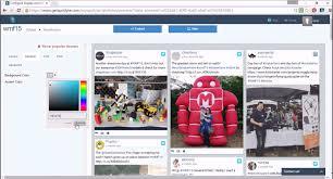 Social Hub Example For Creating Social Hub