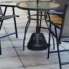 az patio heaters umbrella base 1500