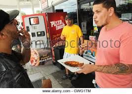 Pizza Vending Machine Lakeland Gorgeous Pizza Vending Machine In Italy Stock Photo 48 Alamy