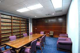 Office Conference Room Design Custom Bruce R Thompson US District Court 48th Floor Chambers Remodel