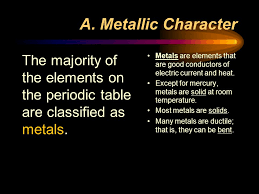 I. History of the Periodic Table Mendeleev Mosely Periodic Law ...
