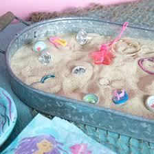 mermaid party ideas mermaid party favors dig game