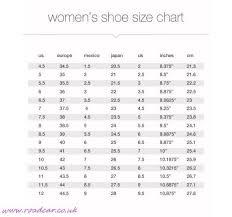 Nike Shoe Size Chart Eu Nike Size Chart Women U S Shoes Uk Www Bedowntowndaytona Com
