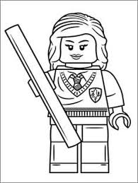 Awesome Lego Harry Potter Coloring Sheets Maythesourcebewithyouco