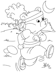Small Picture Fitness Coloring Pages chuckbuttcom