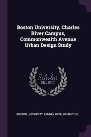 Boston University Charles River Campus Commonwealth Avenue