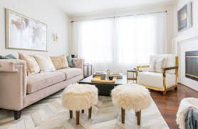 Youtube Living Room Design Video Youtube Star Desi Perkinss Living Room Makeover