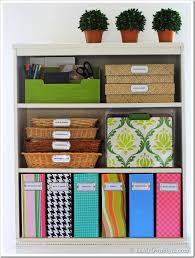 organizing ideas for office. organizing ideas colorful magazine files free labels for office