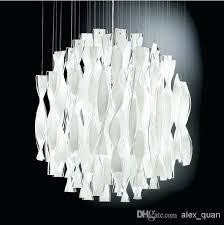 chandeliers glass chandelier modern hybrid type stair large chandelier modern glass pendant light fashion brief