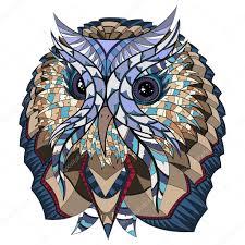 тату эскизы филин тату сова векторное изображение Awesomedwarf