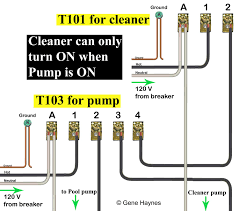 how to wire t103 timer t103 integrates another timer