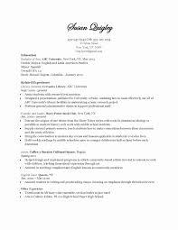 Bad Resume Examples Pdf Resume Sample Filetype Pdf Unusual Bad Resume Examples Pdf 2