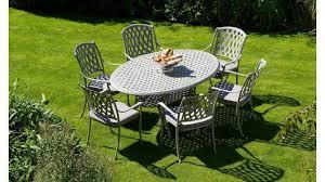 luxury aluminium garden tables and chairs the very best cast aluminium patio furniture
