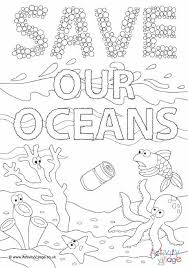 Fair Ocean Colouring Pages Preschool In Funny Ocean Colouring Pages