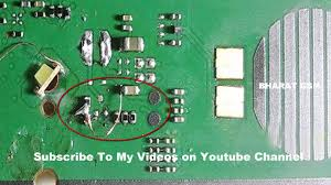 Nokia 1280 Light Ic Jumper Nokia 1280 Disply Light By Velan Ramnad Youtube