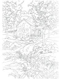 Just chose your destination, take your pencils, and travel with us, for free ! Landscape Coloring Pages Picture Whitesbelfast