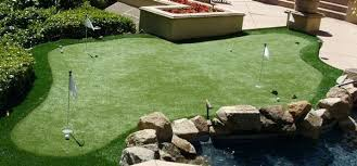 here to support your design efforts project construction in home putting green diy outdoor 2