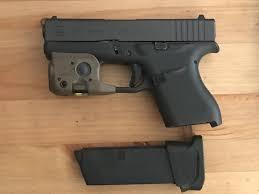 Tlr 6 Light Friday Night Lights Glock 43 Tlr 6 Review The Firearm Blog