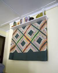 quilt wall hanging retiring an