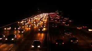 car driving on highway at night. Perfect Driving Night Traffic At Highwaycar Lights Stock Footage Video 100 Royaltyfree  6262514  Shutterstock On Car Driving Highway At G