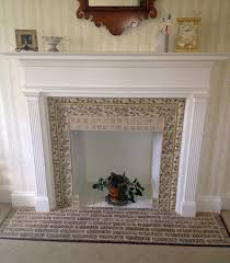 Decorative Tiles For Fireplace Decorative Fireplace Traditional Portland by Pratt and 13