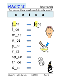 These worksheets help kids learn to use letters to make sounds and words. Phase 5 Magic E Split Digraph Mixed Word Table Cards Teaching Resources