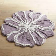 bathroom bathroom round flower rugs grey finsih for alluring circle bath rug bathroom round flower