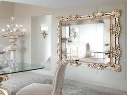 decorative wall mirror sets dining room small