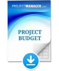 Project Budget Template Software Development Pinterest