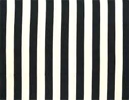 black striped rug black striped cotton rug black striped runner rug