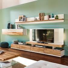 Uncategorized Kühles Echtholz Wandboard Fur Fernseher Wohnzimmer Und