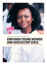 Empower Young Women And Adolescent Girls Fast Track The End Of The