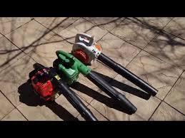 hitachi 23 9 cu cm 2 cycle 170 mph 441 cfm medium duty gas leaf blower. most powerful hand held blower for spring cleanups? stihl vs hitachi dolmar 23 9 cu cm 2 cycle 170 mph 441 cfm medium duty gas leaf w