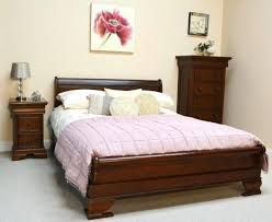 mahogany bed frame – imaginehowto.com
