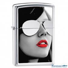<b>Бензиновая зажигалка</b> Zippo BS <b>Sunglasses</b> (28274)