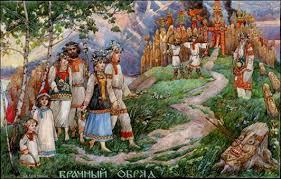 Свадебные обряды на Руси Исторические сюжеты clip image001