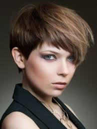 by Anastasia Shcherbakova Short Hairstyle - anastasia_shcherbakova__haircut_thumb