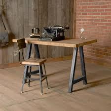 industrial style office desk. 16 Classy Office Desk Designs In Industrial Style N