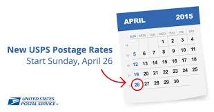 Usps Package Rates Chart 2015 Ecommerceweekly Com Seller Tips For Online Retailers