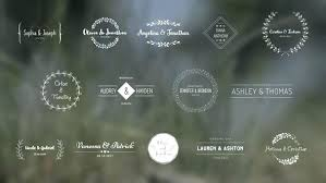 Wedding Title Template Stills Wedding Titles Transitions Is A Cool Premiere Pro