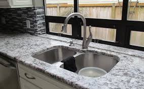 spray white granite counter top widely used in kitchen countertops vanity tops worktops for its beautiful surface and high quality