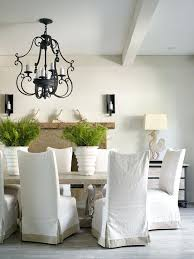 awesome white dining chair covers scoopnews pertaining to white parsons chairs modern
