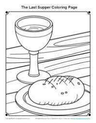 Small Picture 34 best Easter Last Supper Communion images on Pinterest