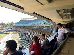 Where Are Shaded Seats At Dodger Stadium For A Day Game