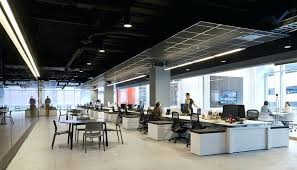 ceiling and lighting design. Exposed Ceiling Lighting Open Design Ideas For Commercial Options Beam . And D