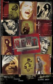 Rent Poster From Rent To Hamilton Broadway Ad Designer Sets Tone For