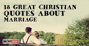 Marriage Quotes Christian