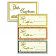 Avery Gift Certificate Magdalene Project Org