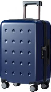 "ROZETKA | <b>Чемодан Xiaomi Ninetygo Polka</b> dots Luggage 24"" Blue ..."